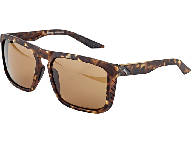 100% Renshaw Gafas, marrón